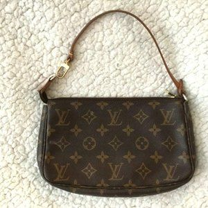 Louis Vuitton Pochette Accesoires Vintage Bag
